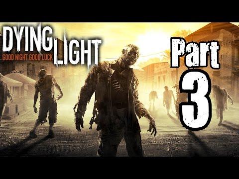 ► Dying Light | #3 | Nespoutaný Django! | CZ Lets Play / Gameplay [1080p] [PC]