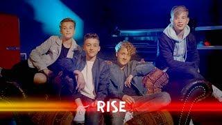 FOURCE - RISE (studio cover)