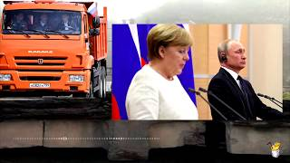 Тонкий намек Путину от фрау Меркель