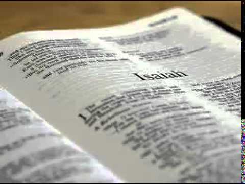 Isaiah 61 - New International Version NIV Dramatized Audio Bible