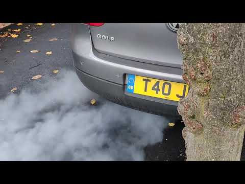 3 Stage DPF Clean Golf 1.9TDI by Carbon Clenz
