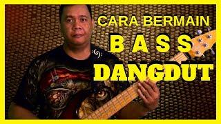 Cara Bermain Bass Dangdut
