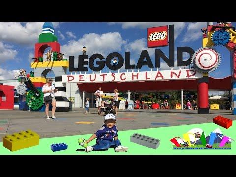 LEGOLAND Deutschland | Germany | Family Fun | Amusement Theme Park for kids Children
