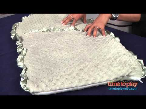 Baby Nap Mat From Zcush Youtube