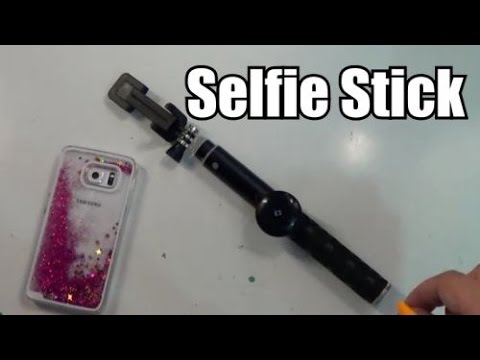 great quality selfie stick easylife youtube. Black Bedroom Furniture Sets. Home Design Ideas