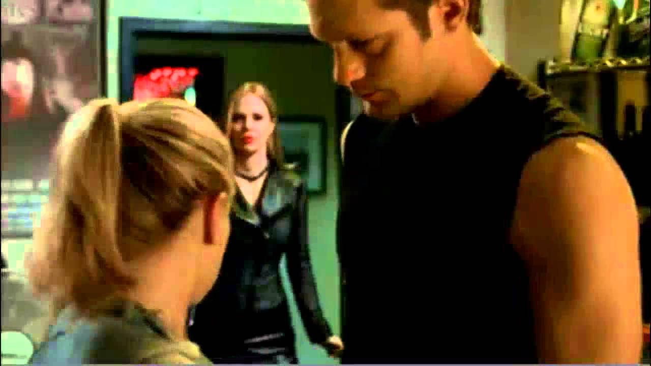 Sookie  Eric First Kiss  True Blood S03E10 - Youtube-4064