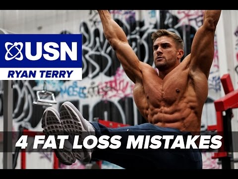 Ryan Terry's 4 Fat Loss Tips For Getting Ripped
