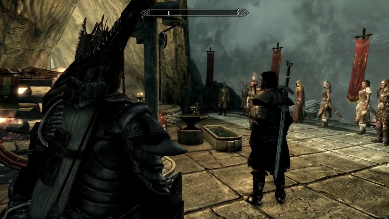 Skyrim [PS4] Playthrough #138, Companions: Glory of the Dead