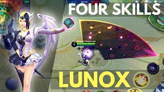 LUNOX : NEW MAGE HERO SKILL AND ABILITY 100% EXPLAINED   Mobile Legends