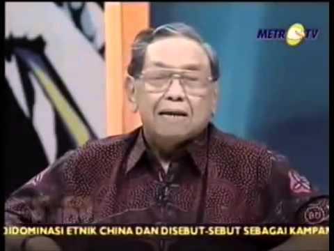 Prabowo & Jokowi dimata Gus Dur