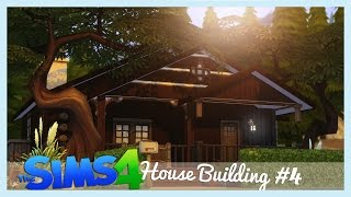 The Sims 4: Outdoor Retreat ♡ House Building #4 Family Cabin