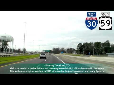 I-30 Texarkana, AR-TX