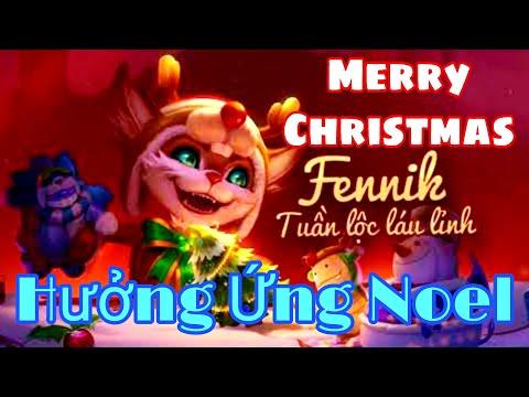 Liên Quân | Fennik Tuần Lộc Láu Lỉnh hưởng ứng Noel sớm. Merry Christmas