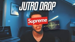 JUTRO DROP SUPREME x STONE ISLAND!!