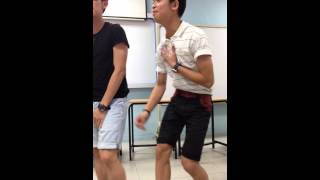 Gambar cover *Practice* Boyfriend - Justin Bieber (Jia Cherng & Piong Cover)