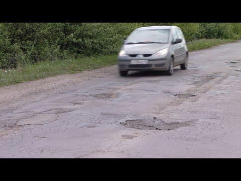 Дачники Тамбовского района жалуются на некачественные дороги