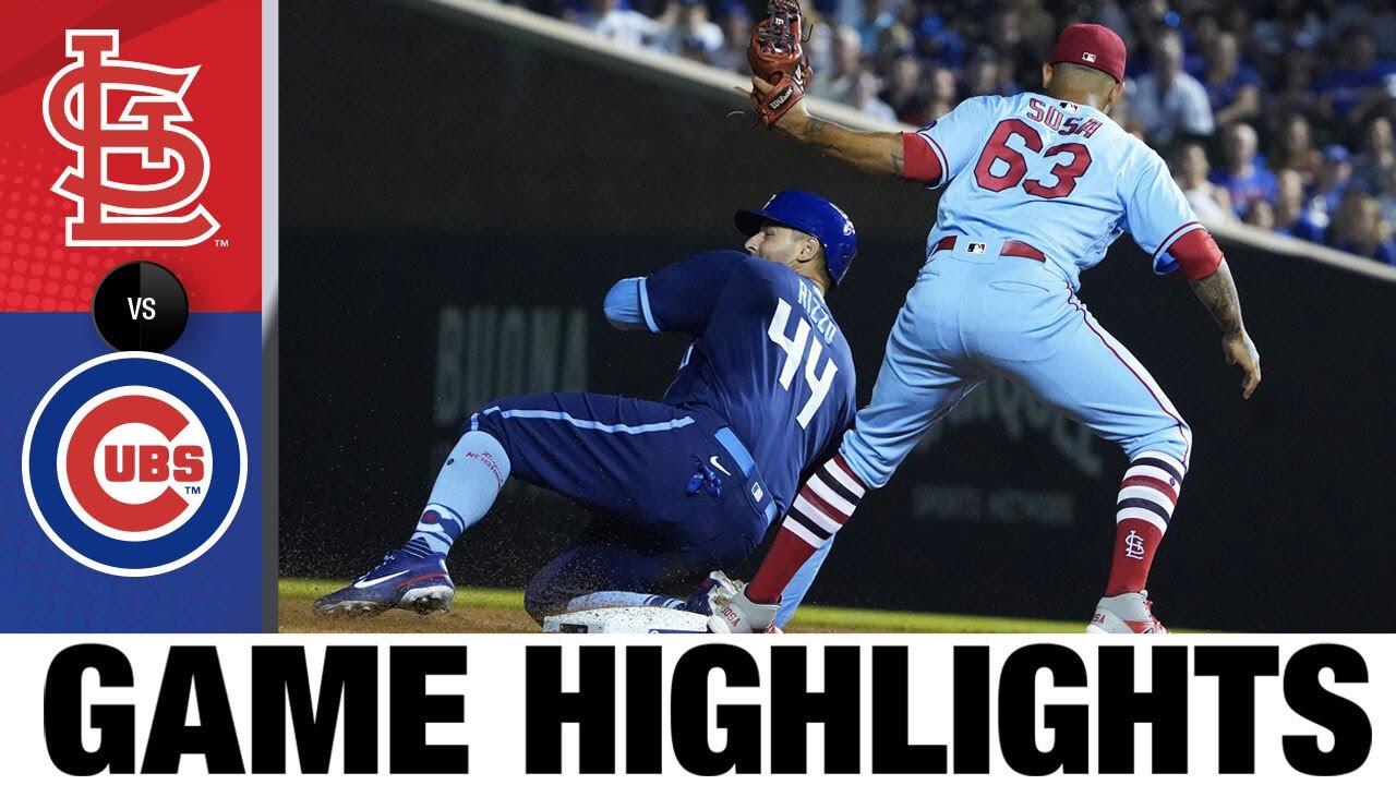Download Cardinals vs. Cubs Game Highlights (6/12/21)   MLB Highlights