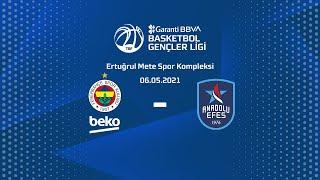 Fenerbahçe Beko – Anadolu Efes Garanti BBVA BGL Erkekler Play Off Yarı Final