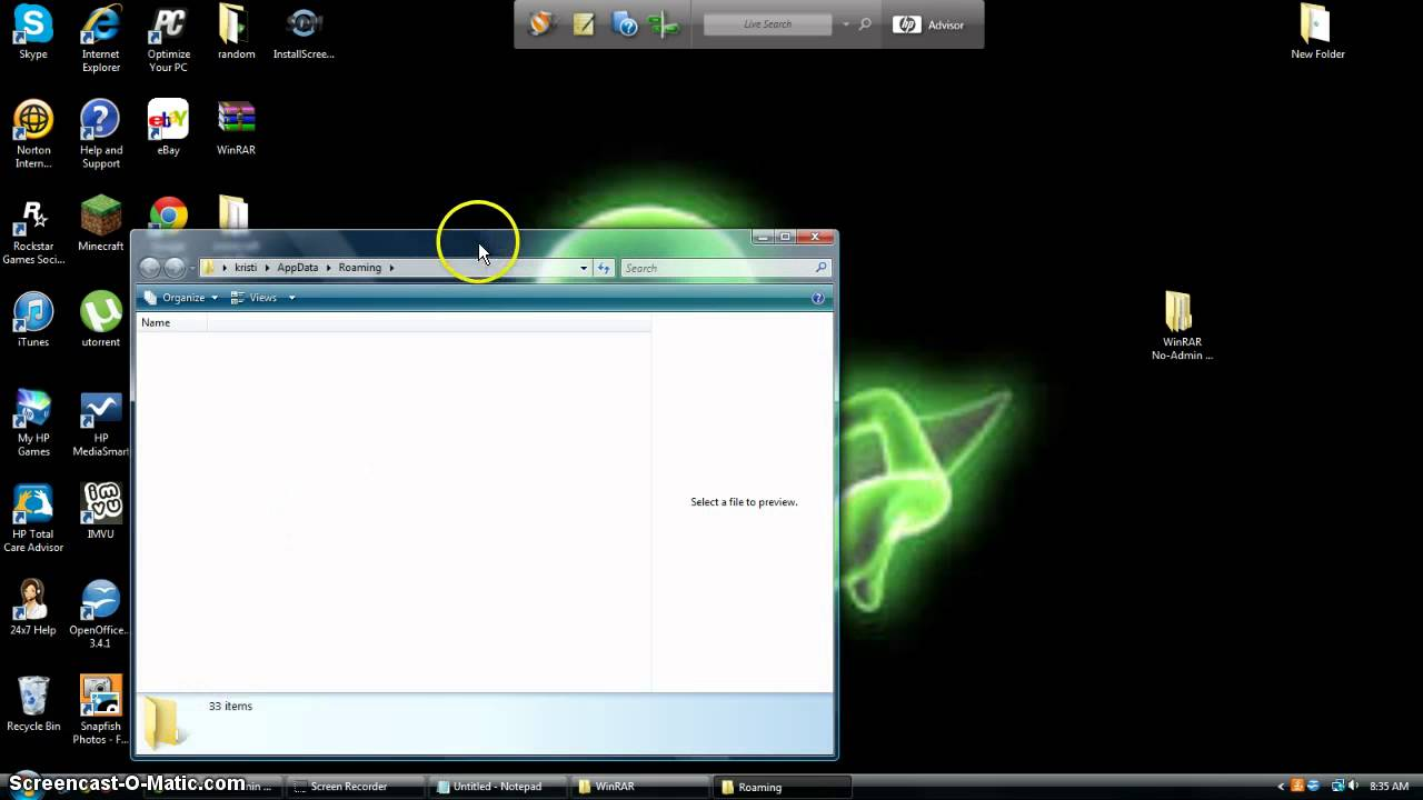 how to download winrar without admin rights