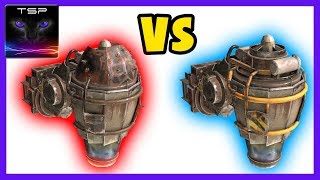 Crossout #336 ► Tested Ep.4 - BLUE HOVERS (Icarus VII) vs RED HOVERS (Icarus IV)