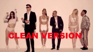 Download Video Robin Thicke - Blurred Lines Clean Radio Edit MP3 3GP MP4