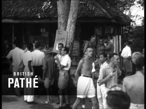 O/s Changi Jail Civilian Life (1945)