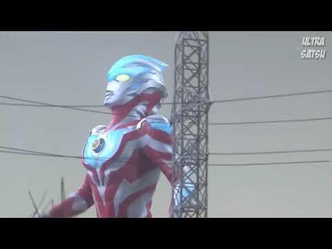 Ultraman Ginga Vs Tiga Dark