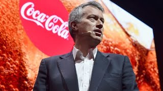Coca-Cola CEO James Quincey on global economy