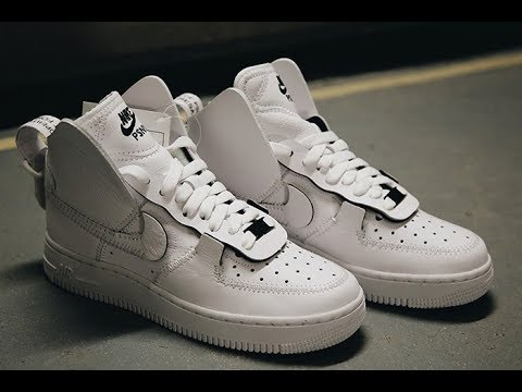 99f6267bb3dbbb Up Close with the PSNY Air Force 1 - YouTube
