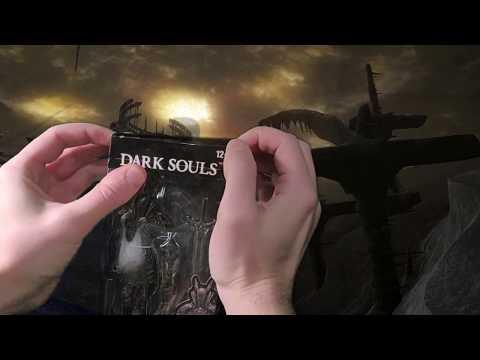 Dark Souls Black Knight Mega Merge Figure Unboxing