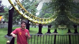 Loose Articles on Roller Coasters Accident