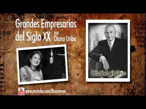 17. Samuel Goldwyn Grandes Empresarios del Siglo XX.