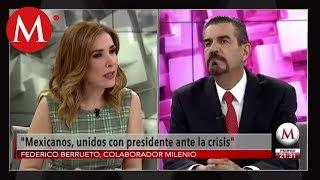 AMLO convoca a acto de unidad en Tijuana, Federico Berrueto