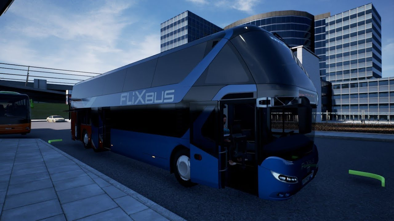 fernbus simulator gameplay long route youtube. Black Bedroom Furniture Sets. Home Design Ideas