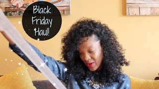 HUGE Black Friday/Winter 2014 Haul | Gap, Old Navy, Target, AE, B&BW Thumbnail