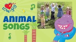 Hippo Song Hippo Dance | Children Love to Sing Kids Songs