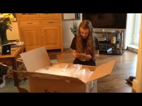Opening Presents From Taylor Swift Part 1