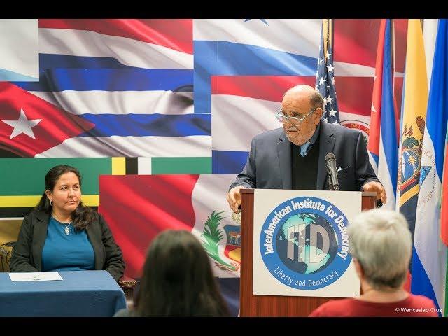 Presentación del libro: Democracia y Periodismo. Desafíos en Latinoamérica