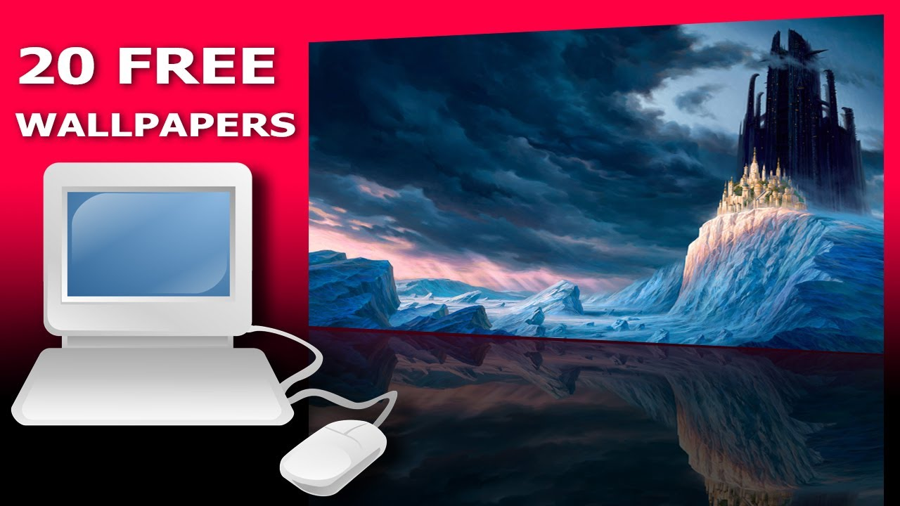 20 Free Awesome Wallpapers June 2013 Mac Pc Youtube Images, Photos, Reviews