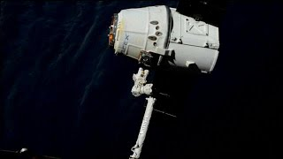 SpaceX Dragon arrives home from International Space Station