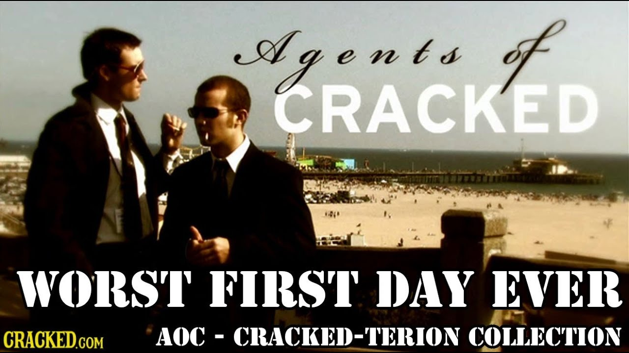 Download Worst First Day Ever | Agents of Cracked | Episode 1