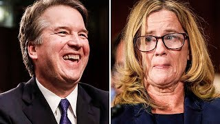Kavanaugh Is On Supreme Court While Christine Ford Still Gets Death Threats