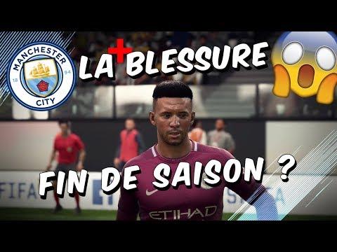 FIFA 18 - Carrière Joueur / LA BLESSURE ! / FIN DE SAISON #30