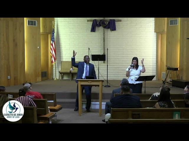 Viviendo El tipo De Vida Que Dios Nos Llamó A Vivir: Pastor Ike Akabogu 072421