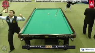 7 не 8! Пащинский тащит матч, сыграв контру с кия