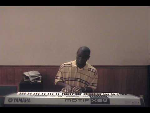 Yamaha Motif Xs8 Kirk Franklin - Brighter Day - Piano/Ralph Jr. - YouTube
