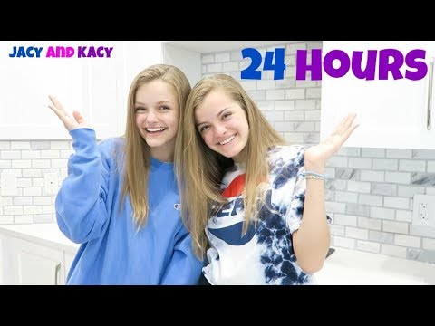 24 Hours Alone In Our New House ~ Jacy and Kacy