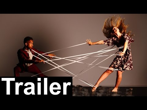 Tarantiseismic choreographed by NYDC Guest Artistic Director Damien Jalet - Trailer (Sadler's Wells)