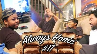 POPEYES IS BETTER THAN CHICK-FIL-A ? & THE TYPE OF KISSERS! (ALWAYS HOME #17)