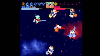 [SNES] SD Gundam X - Super Gachapon World - Battle in Outer Space